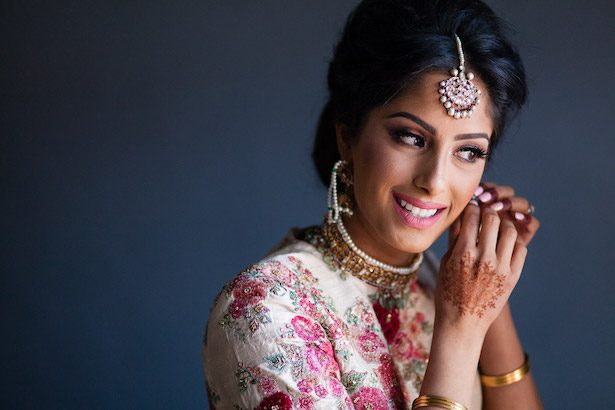 South Asian Fuchsia Wedding Filled with Glamorous Details