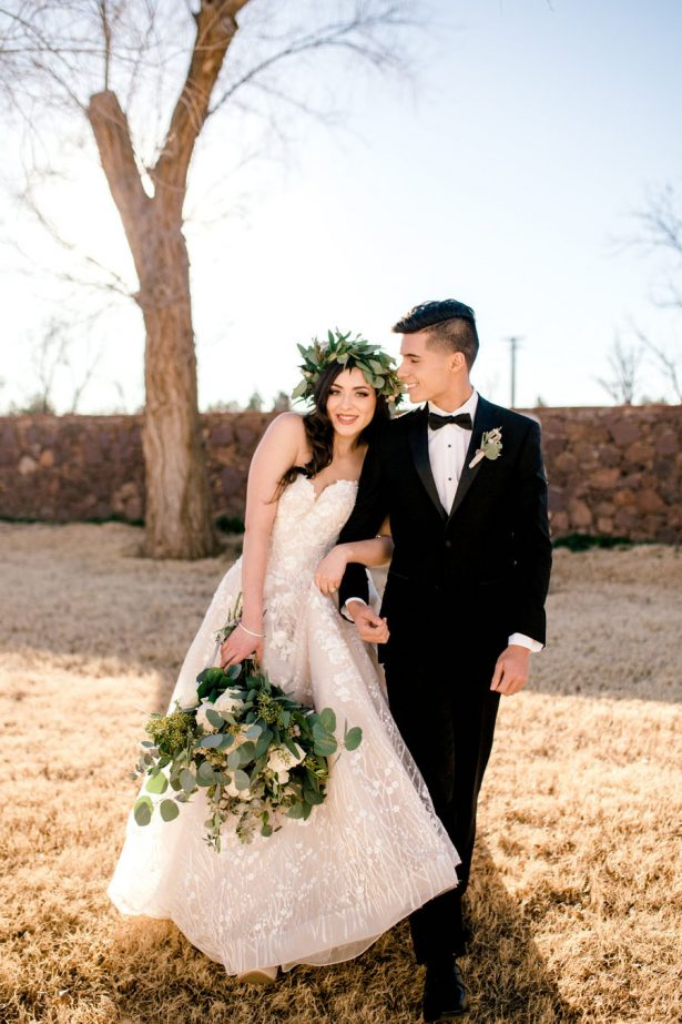 Organic Elegance Wedding - Sparrow and Gold Photography