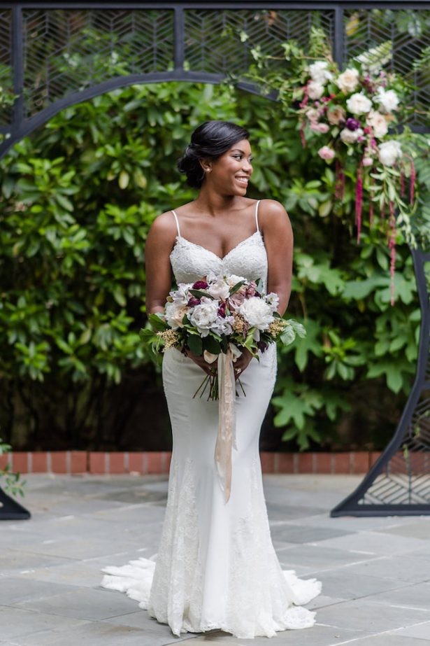 Sophisticated bride - KVC Photography