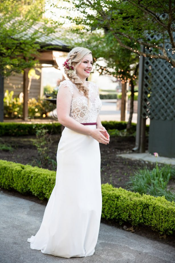 Sophisticated bride - Eva Rieb Photography