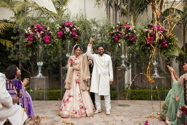 South Asian Outdoor Wedding Ceremony - Embrace Life Photography