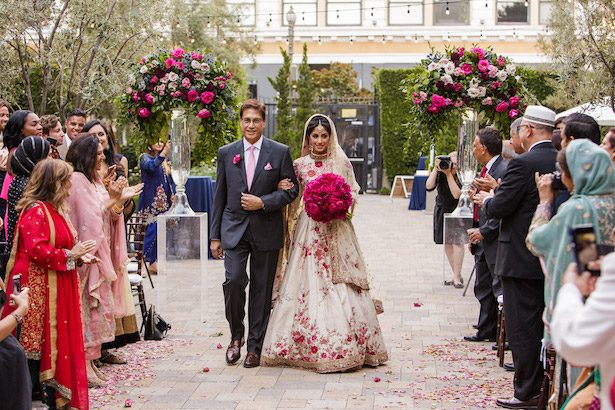 South Asian Wedding Ceremony - Embrace Life Photography