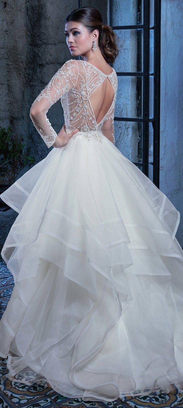 Trubridal Wedding Blog | 2018 Wedding Dress Archives - Trubridal ...