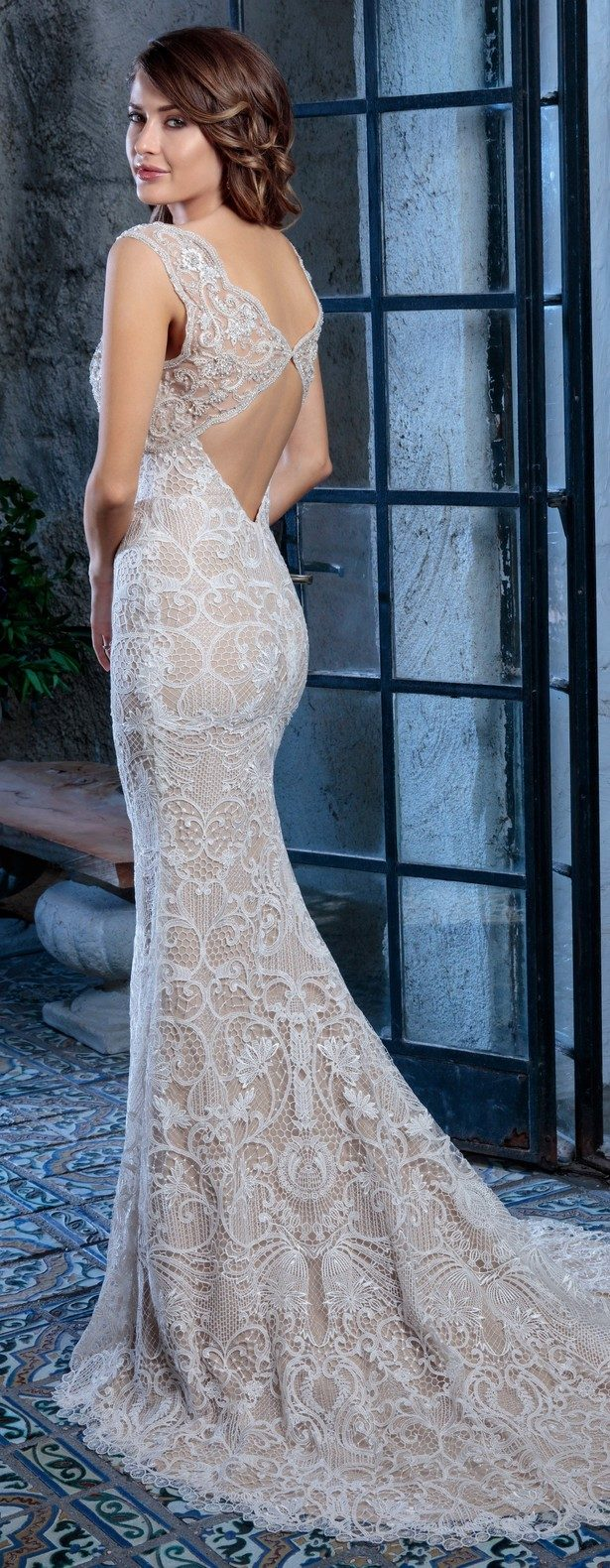 Wedding Dress - Amaré Couture from Casablanca Bridal