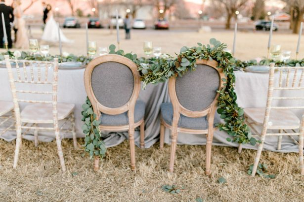 Wedding Chairs - Sparrow and Gold Photography