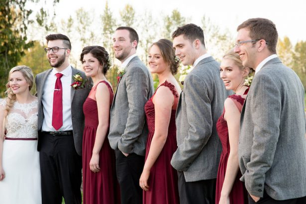 Wedding party - Eva Rieb Photography