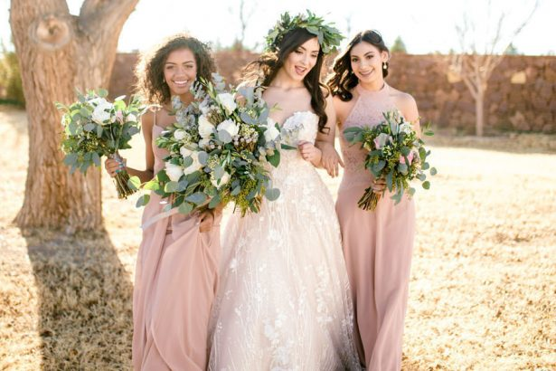 Organic Elegance Wedding Inspiration with Mon Cheri Bridals