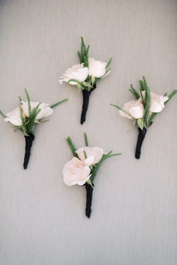 wedding boutonniere - ​Jana Williams Photography​