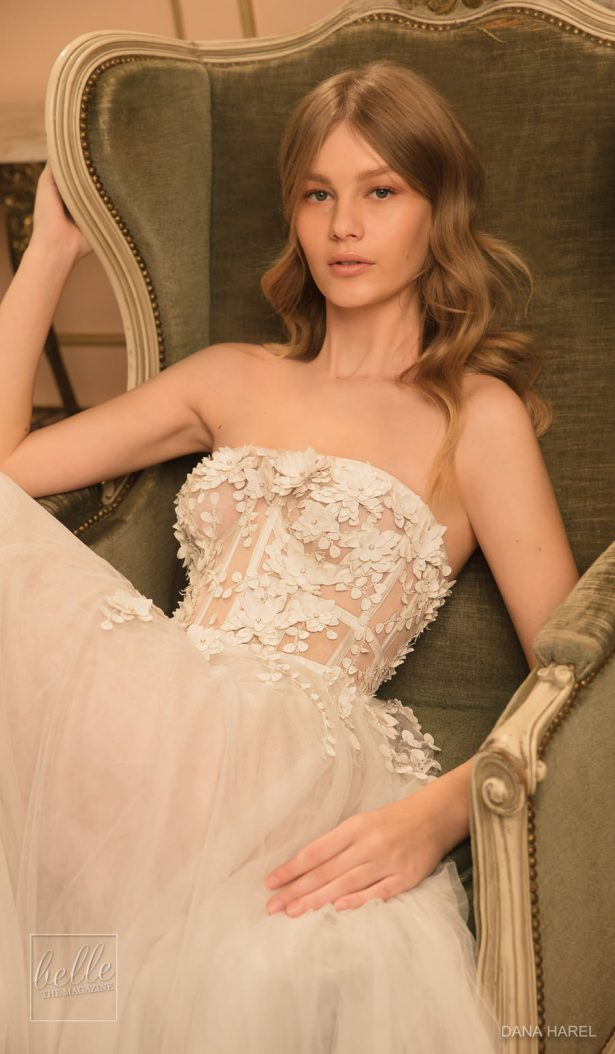 Dana Harel Wedding Dress Collection 2018 - Day Dream