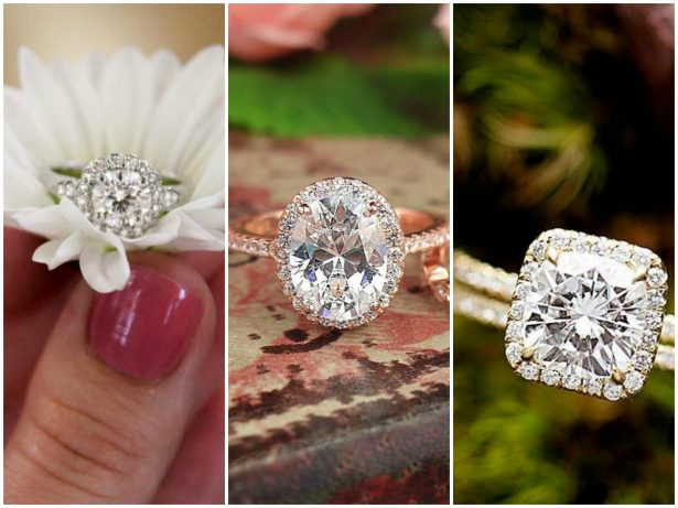 12 Diamond Engagement Rings That Will Leave You Speechless