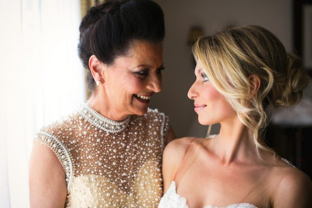 Mother of the bride - Photography: Callaway Gable