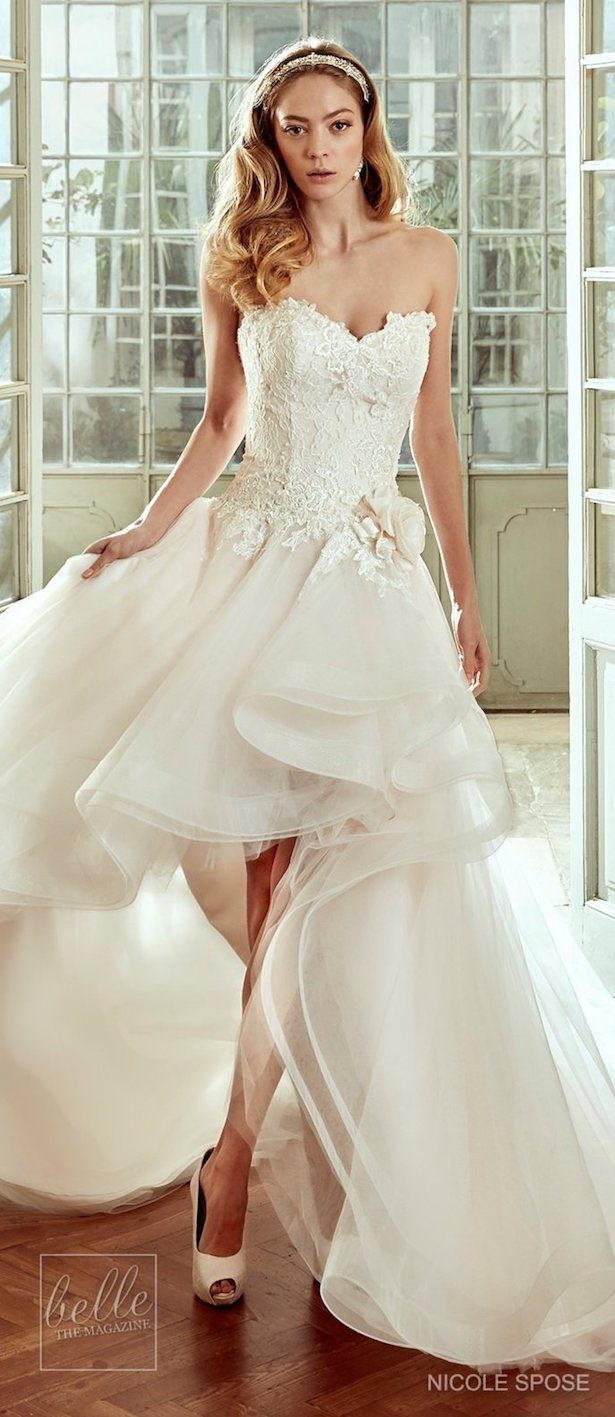 Nicole Spose Wedding Dress Collection 2017