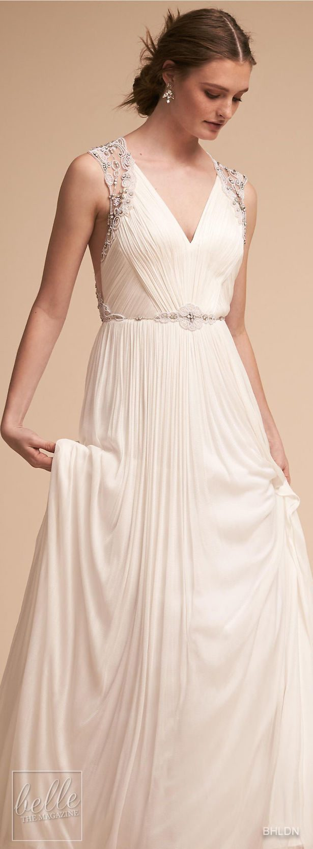 a75ba8ed7b9 Our Favorite Wedding Dresses from BHLDN - Belle The Magazine