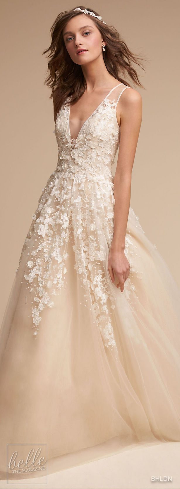 33ab9a708e1 Our Favorite Wedding Dresses from BHLDN - Belle The Magazine