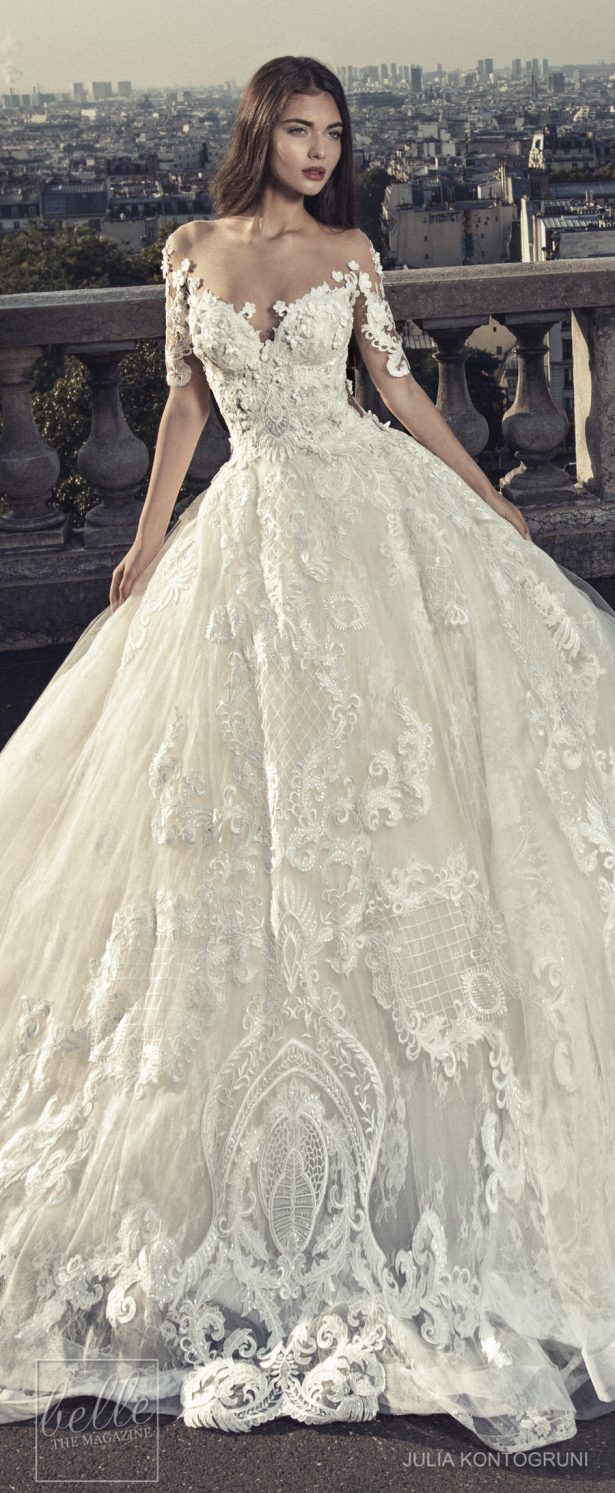 Julia Kontogruni Wedding Dresses Prices