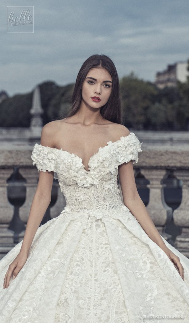 Julia Kontogruni Wedding Dress Collection
