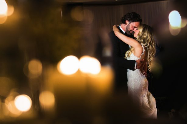 Wedding first dance - Photography: Callaway Gable