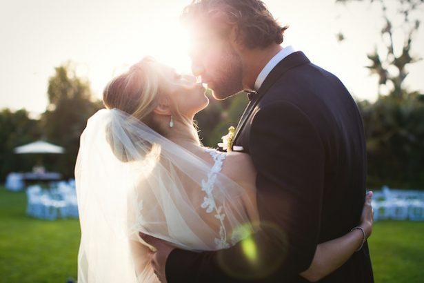 Lush Santa Barbara Wedding