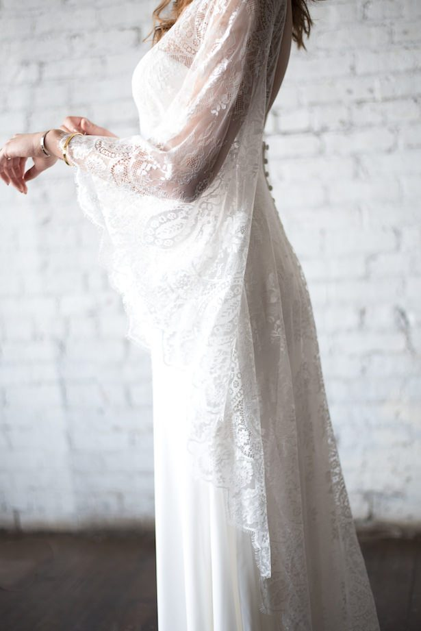 Bohemian Bridal Look - Vanessa Anne Photography