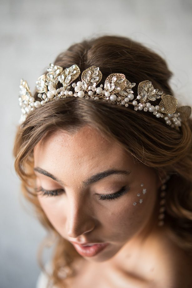 Celestial Wedding - Bridal Make up - Vanessa Anne Photography