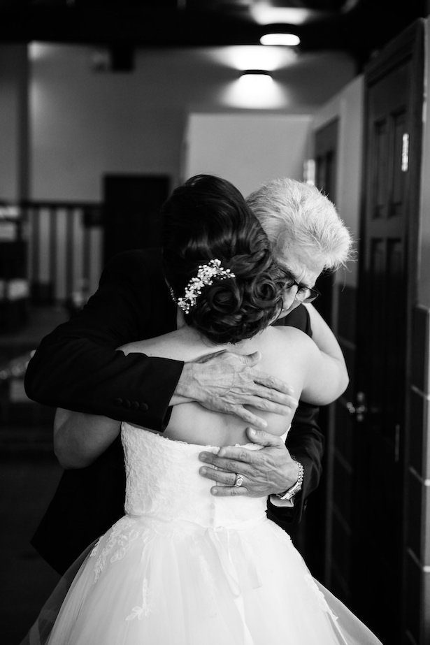 Father of the bride photo - Tab McCausland Photography