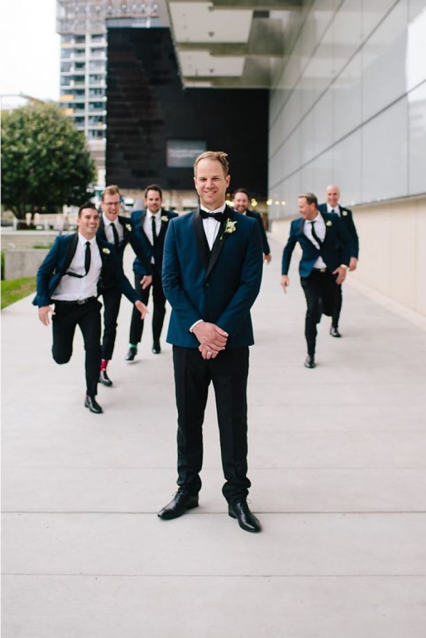 Groomsmen photo - Photography: Prue Franzman