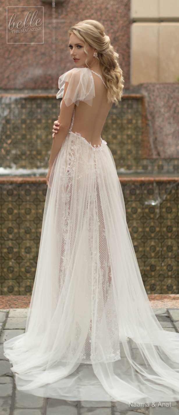 Naama and Anat Wedding Dress Collection 2019 - Dancing Up the Aisle - CHA CHA