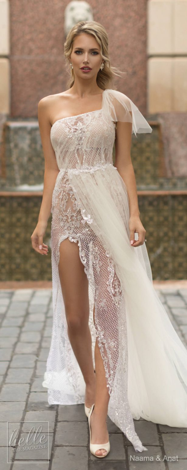 0f4afccb3f Naama and Anat Wedding Dress Collection 2019 - Dancing Up the Aisle - CHA  CHA 1 ...