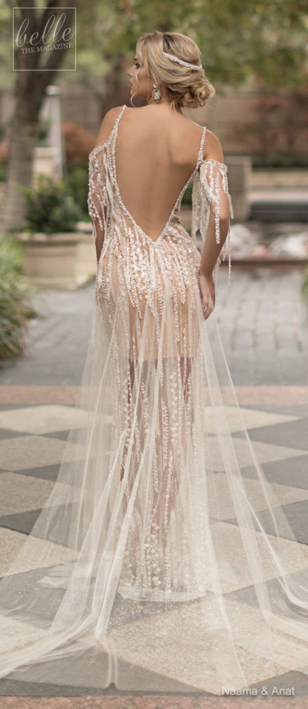 Naama and Anat Wedding Dress Collection 2019 - Dancing Up the Aisle - CHARLESTON