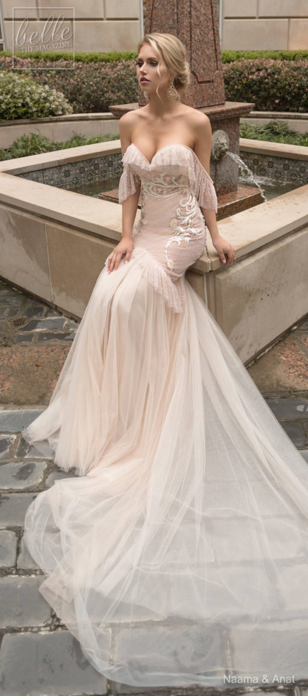 Naama and Anat Wedding Dress Collection 2019 - Dancing Up the Aisle - FLAMENCO