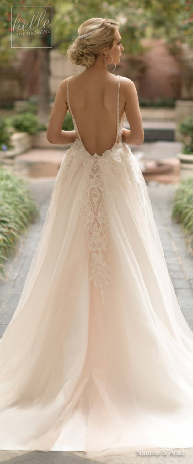 Naama and Anat Wedding Dress Collection 2019 - Dancing Up the Aisle - SALSA