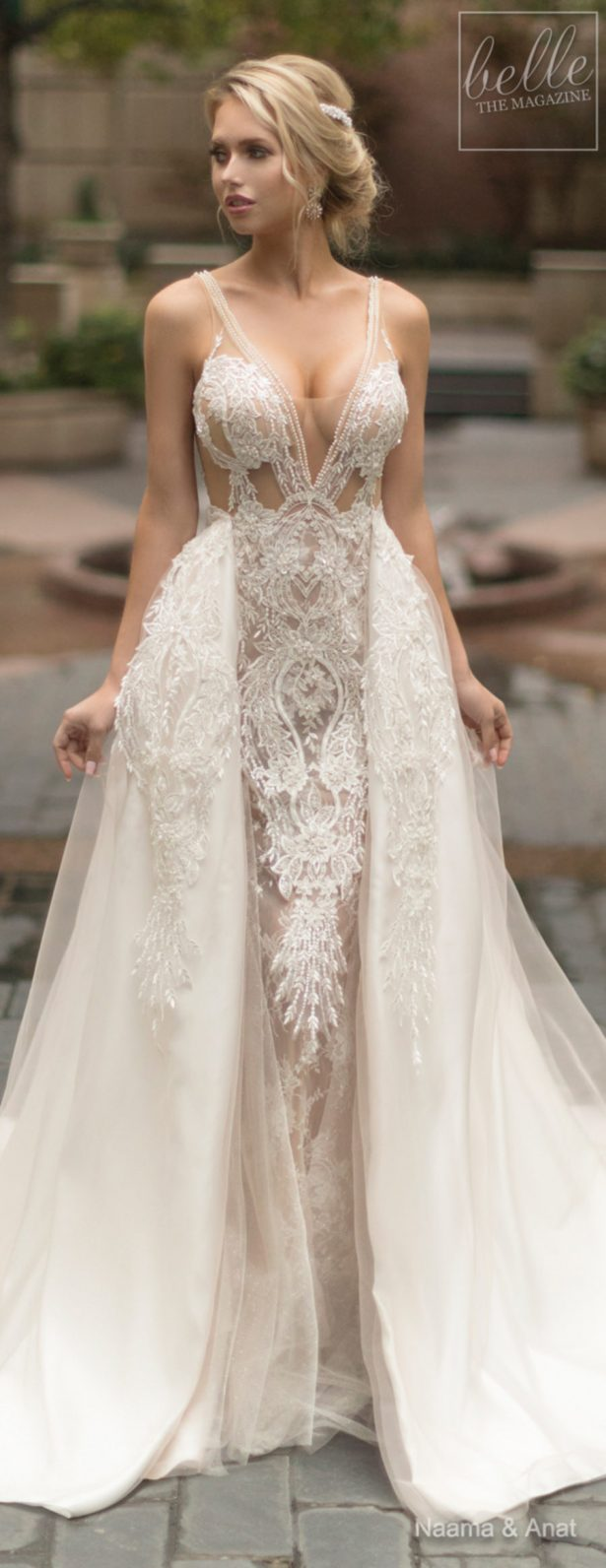 Naama and Anat Wedding Dress Collection 2019: Dancing Up ...