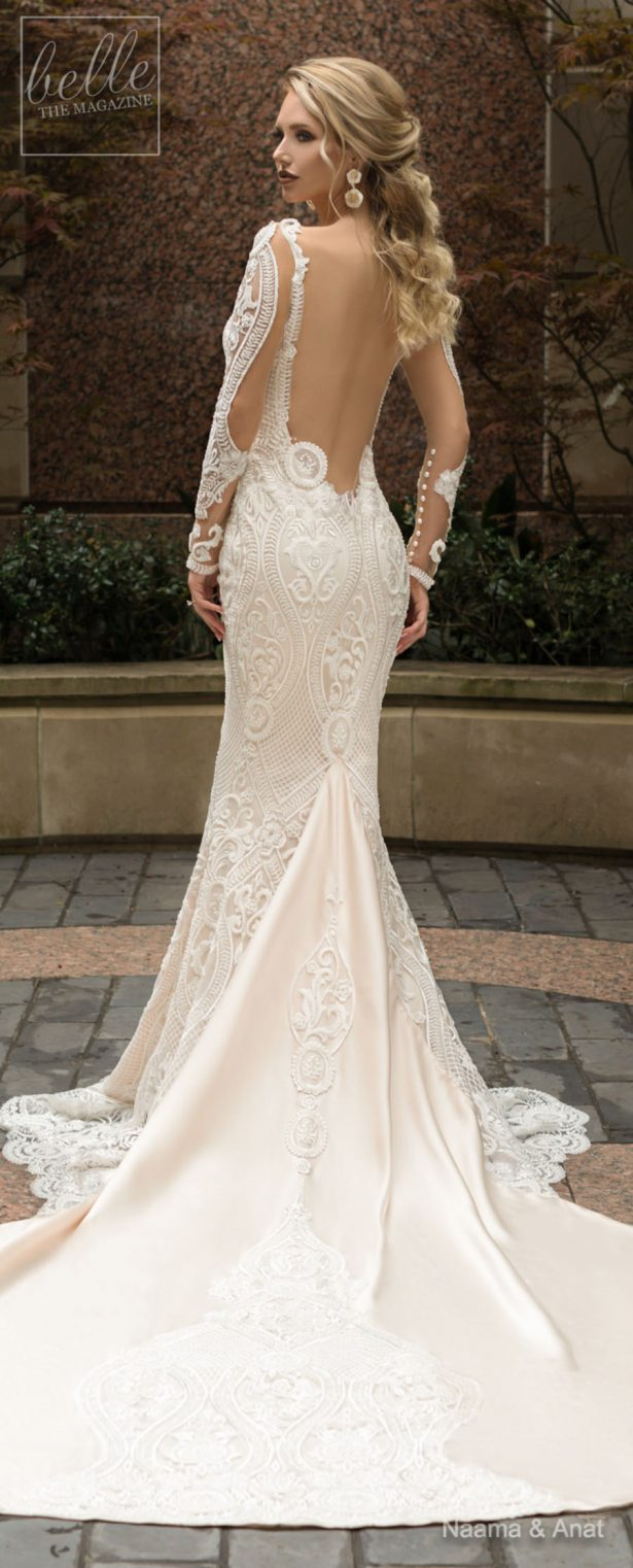 Naama and Anat Wedding Dress Collection 2019 - Dancing Up the Aisle