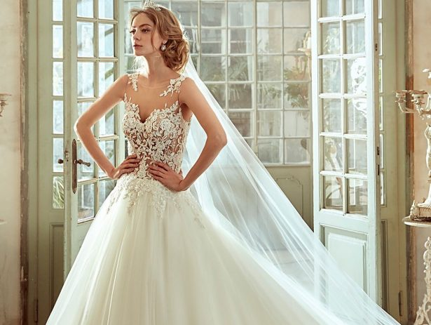 Nicole Spose Wedding Dress Collection 2017 – Part II