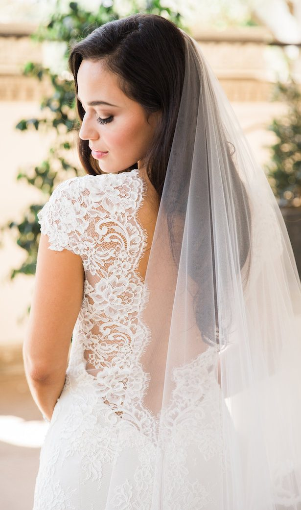 Non Strapless Wedding Dress - 011. HoneyFitz Events - Brooke Borough Photography