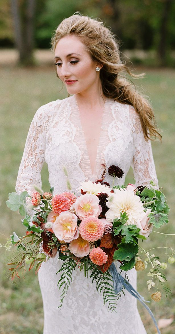 Non Strapless Wedding Dress - 022. Shi Shi Events - Jenny Haas Photography