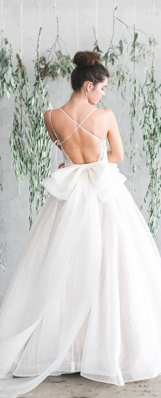 Non Strapless Wedding Dress - FD Photo Studio