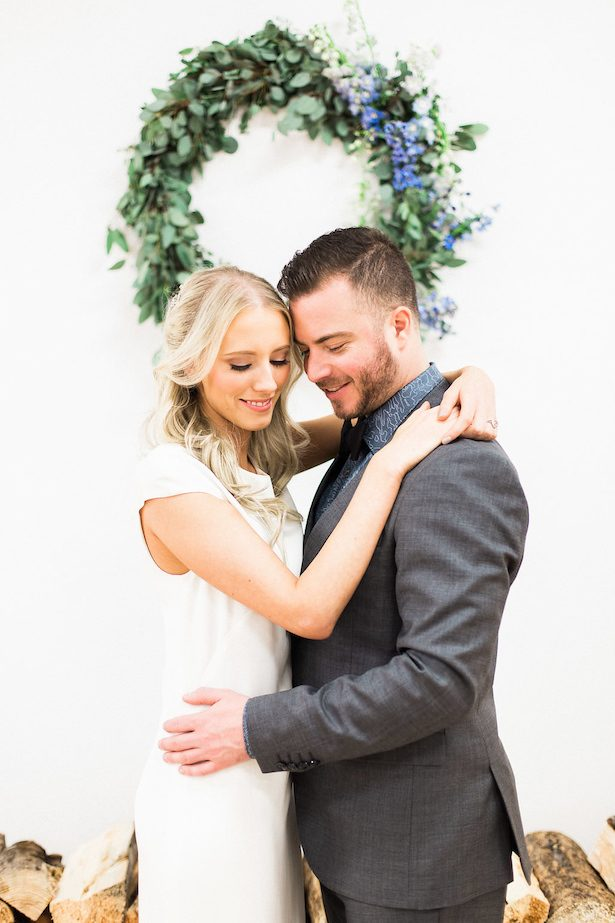 Rustic wedding inspiration - Esther Funk Photography