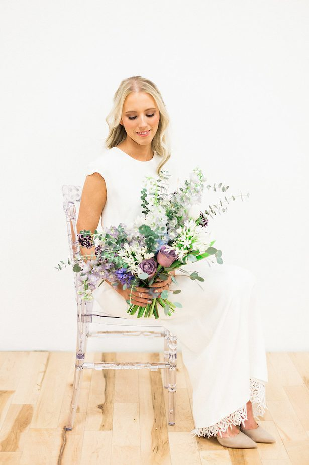 Sophisticated bride - Esther Funk Photography