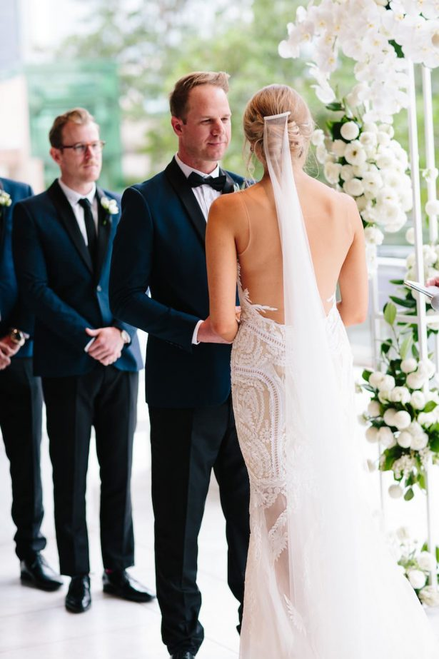 Stylish Australian Wedding- Photography: Prue Franzman
