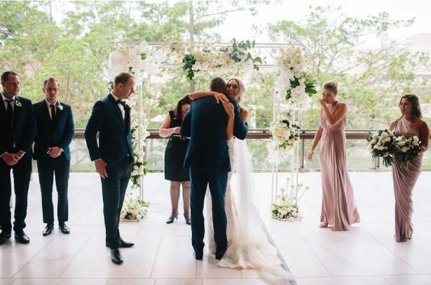 Don't Miss the Most Stylish Australian Wedding Ever