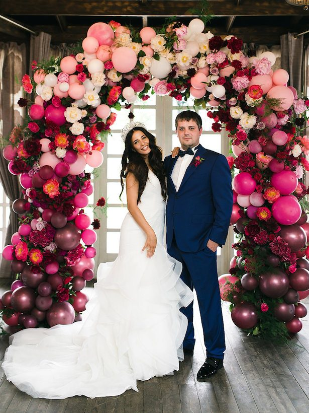 30 Inspiring Wedding Balloon Ideas For Your Big Day - Belle The ...