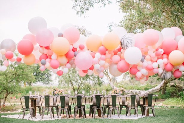 30 Inspiring Wedding Balloon Ideas For Your Big Day