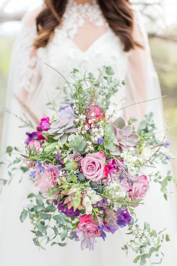 Wedding Bouquet - Jade Min Photography LLC