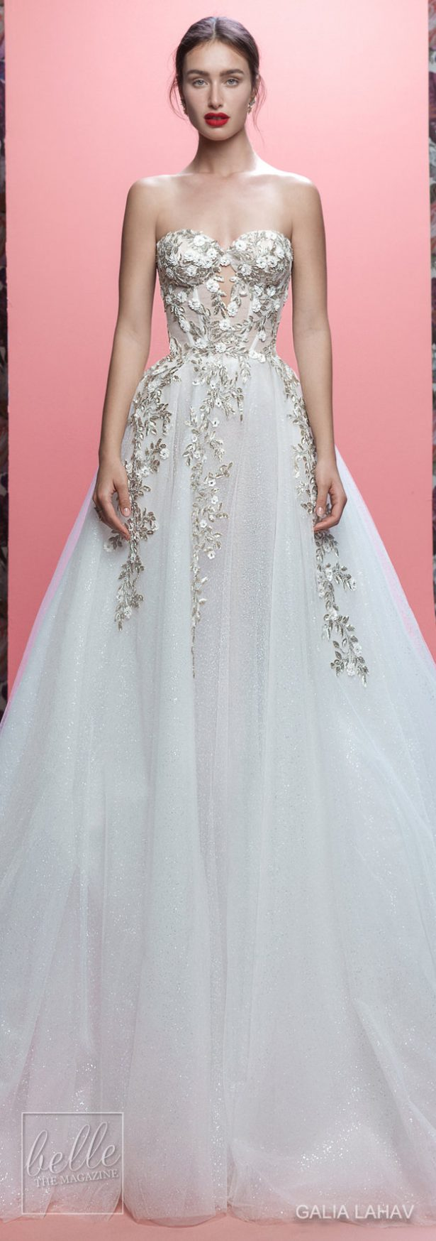 Wedding Dresses By Galia Lahav Couture Bridal Spring 2019 Collection- Queen of Hearts - Aelin