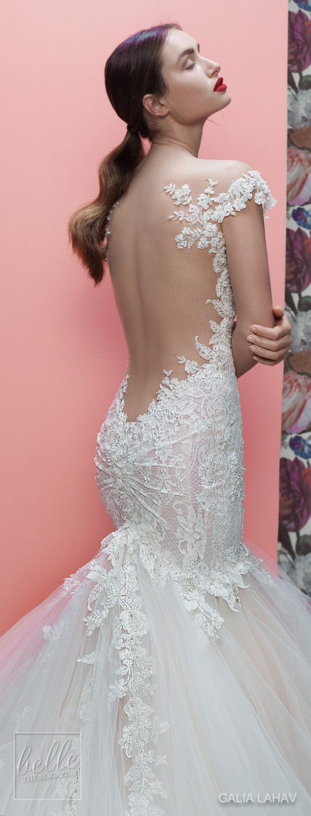 Wedding Dresses By Galia Lahav Couture Bridal Spring 2019 Collection- Queen of Hearts - Allegra