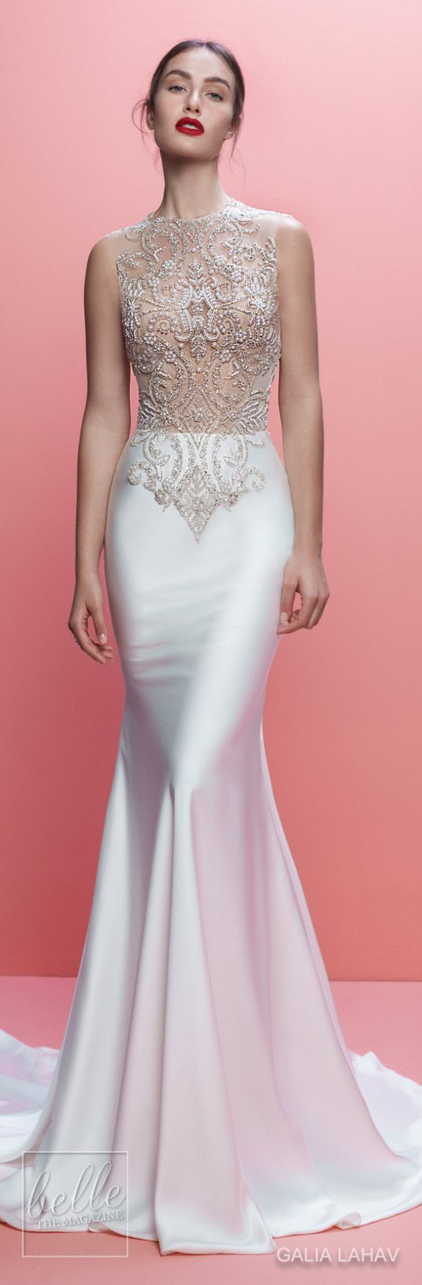 Wedding Dresses By Galia Lahav Couture Bridal Spring 2019 Collection- Queen of Hearts - Emersyn