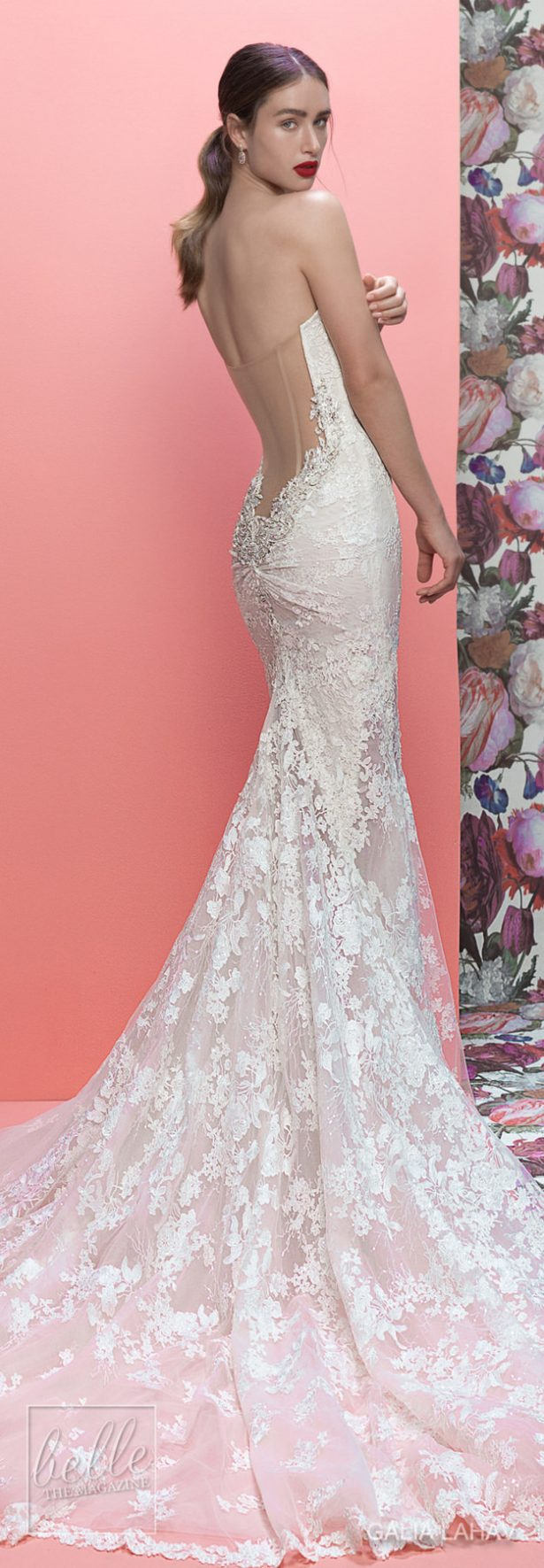 Wedding Dresses By Galia Lahav Couture Bridal Spring 2019 Collection- Queen of Hearts - Lorraine