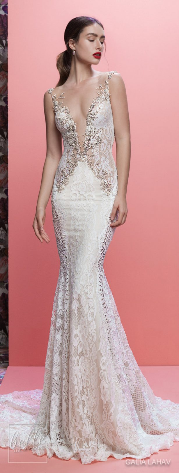 Wedding Dresses By Galia Lahav Couture Bridal Spring 2019 Collection- Queen of Hearts - Luca