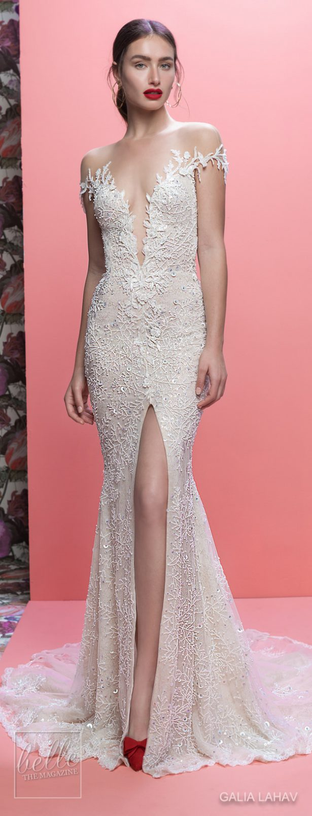 Wedding Dresses By Galia Lahav Couture Bridal Spring 2019 Collection- Queen of Hearts - Marleigh